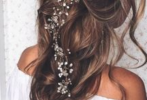 wedding hair mood