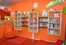school bibliotheek