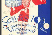 Weimar Republic - Gemany. 1919 - 1933.