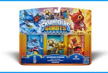Skylanders Giants Battle Packs / by Skylanders Collection