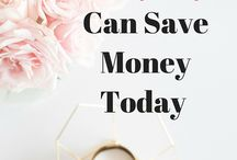 Saving Money Ideas / Saving money and building wealth so you can live richer. Money saving tips, money saving advice, paying off debt, how to pay off debt, how to save money