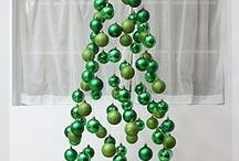 Juletræer mm