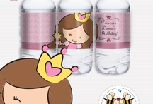 Cute Princess Printables