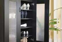 Saving Shoes Safely Through Shoe Cabinets with Doors