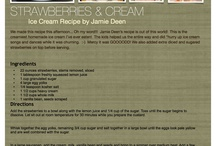Recipes - Dessert / by Lisa Roark Pollice
