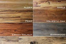 Vinyl flooring / Ideas