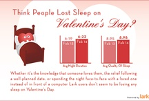 Sleep, Sex & Romance / More than a third of our lives is spent sleeping. Learn about how sleep can affect your love and sex life.  / by National Sleep Foundation