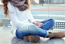 Winter outfits☃