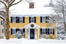 Homes I Love! / by Sara Feldman