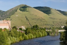 Favorite Places & Spaces / Nicknamed the Garden City for its relatively mild winters, Missoula, Montana, is a fantastic place to live. Missoulians love to hike, ski, fish, run rivers and ride mountain bikes.   Missoula was once a glacial lakebed, now cut by Clark Fork River. The Bitterroot River feeds into the Clark Fork on the Southwest edge of town; the famed Big Blackfoot River meets the Clark Fork just east of town.