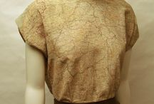 Silk escape map clothing / by Sarah Foulkes