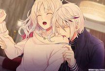 Diabolik lovers Carla × Yui