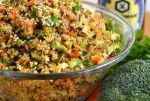 recettes céréales, légumineuses, fruits secs