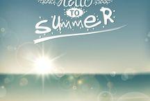 Summer / Sea, sun, sand... summer! / by K Hesketh-Holt