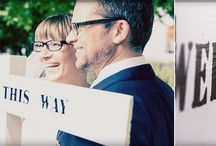 WEDDING SCHILDER / by ♡ weddstyle.de ♡ Hochzeitsdekoration