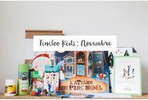 Novembre 2015 - Box créative KIDS