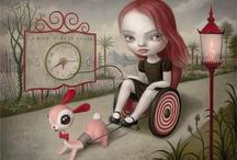♥SURREALISM♥ / by Karla Kinney