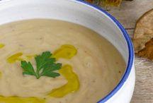 Zuppe & vellutate / Zuppe, vellutate, legumi & co