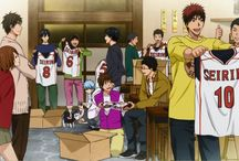KnB Funny Ending Screen