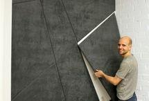 Идеи по отделке стен
