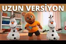 Duracell Reklamı - Karlar Ülkesi Olaf Oyuncağı (Uzun Versiyon) Bebek Reklamları