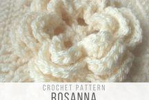 Crochet Granny Squares / Crochet Granny Square Patterns designed by Leonie Morgan.