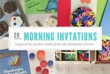Morning Invitations / Morning Invitations inspiration, ideas and posts.