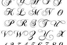 písmo ozdobné