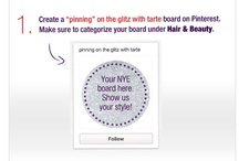 pinning on the glitz / by Heather O'Hara