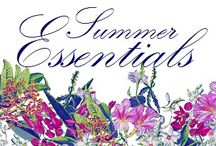 Summer 2015 Essentials