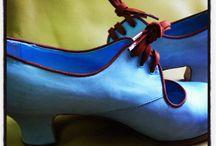 Zapatos soñaos