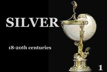 Silver / Veselă din argint, sec. 18-20