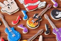 Beatles Cookies