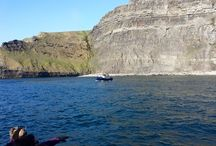 Boats Trips / These are a few photos from our boat trips, They include the Cliffs of Moher Cruise, and trips to the Aran Islands.