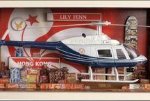 Helicoptero - Hong Kong