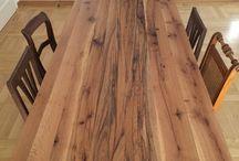 Cerus Oak - solid oak table