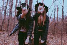 Vriende photoshoot