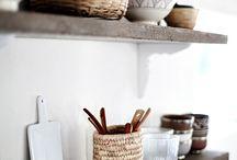 drawers & shelves
