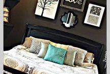 Bedroom Ideas  / by Kaycee Miller