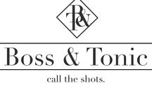 Blog Posts / Current blog posts running on Boss & Tonic. See link below for the full site.   http://www.bossandtonic.com/