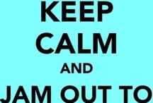 Keep Calm:) / by Susie Eames