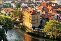 European towns