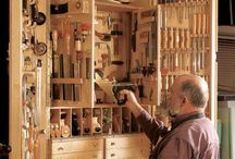 Workbench Heaven / Best ideas I've seen for outfitting a serious workbench and studio.