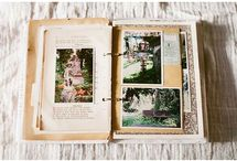 Christmas Memory Book / Creating a memory book about Christmas