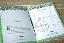 Invitations - Storybook Styles