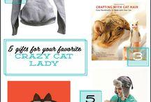 Crazy Cat Lady / by Elizabeth Dawson