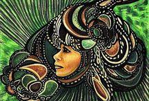folk arts / by Anju Raja