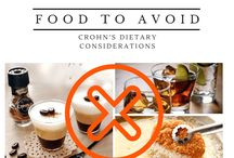 Crohn's Disease Diet / Follow this Board to know more about Crohn's disease Diet