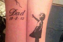Tattoo ideas / Tatt's I like