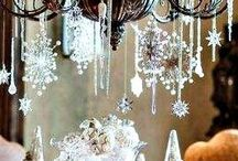 Рождественская люстра